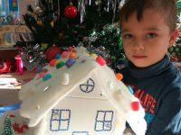 Снежный домик Руслана