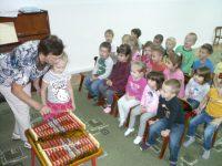 Знакомство с музыкальными инструментами