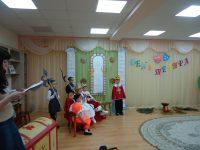 """Постановка Подготовительной Б группы """"Принцесса на горошине"""""""